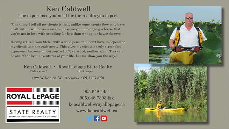Ken Caldwell brochures - Clarity Communications & Consulting